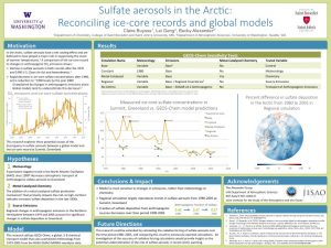 Claire's research poster