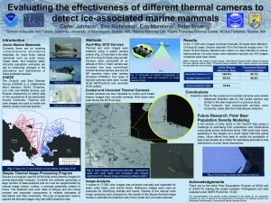 Carter's research poster