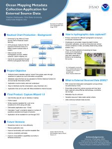 Stephen's research poster