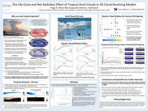 Paige's research poster
