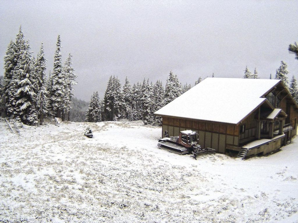 High Camp Lodge at White Pass Ski Area