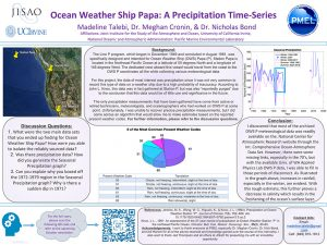 Madeline's research poster