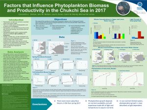 Cassondra's research poster