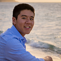 Mark headshot on the beach