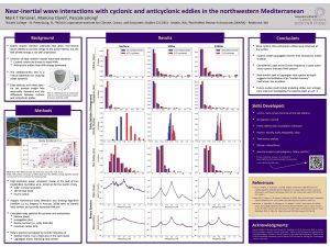 Mark's research poster