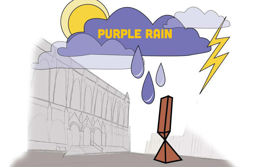Purple Rain logo